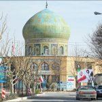 شهری ۱۲ هزار نفری فقط با یک مسجد