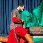 نمایش آیینی حریم پیش زمینه ای برای رویداد مشهد ۲۰۱۷ است
