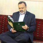 او عاشق انقلاب اسلامی  سربلندی و عزت ایران و ایرانی بود