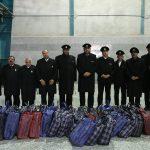 توزیع ۲۰۰۰ بسته مواد غذایی در میان زلزله زدگان استان خراسان رضوی