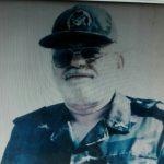 سرهنگ جانباز اسماعیل یزدی نژاد به یاران شهیدش پیوست
