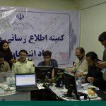 دستگیری ۱۰ نفر به اتهام اخلال در روند انتخابات طی هفته گذشته