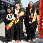 اهدای ۳۵ هزار عروسک آهوانه در طرح آهوانه میان زائران مشهد