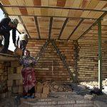 پیشرفت ۳۱ درصدی در بازسازی مناطق زلزله زده فریمان و رضویه