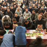 پیکر شهید «محمدجاودانی» در بارگاه منور رضوی تشییع شد