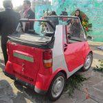 خودروهای برقی به کمک حمل و نقل عمومی مشهد میآیند