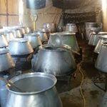 توزیع روزانه ۲۰ هزار پرس غذا در کربلای معلی توسط آستان قدس رضوی