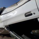 ظهر امروز؛ سقوط خودرو به دره خلج در جنوب شرق مشهد یک مصدوم بر جای گذاشت