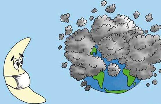 آلودگی هوای مشهد مقدس