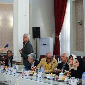 نشست خبری چهل و هفتمین جشنواره فیلم رشد در مشهد