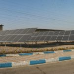 بزرگترین نیروگاه خورشیدی بخش خصوصی مشهد به بهره برداری رسید