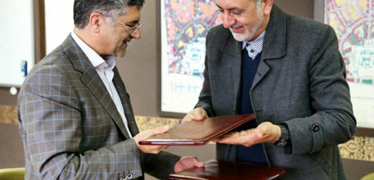 تفاهم نامه دانشگاه آزاد و شهرداری منطقه ثامن
