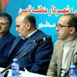 توسعه فضای سبز و مشارکت های مردمی دو اولویت شهرداری منطقه ثامن