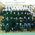 در اولین دوره رقابتهای کاتای بانوان کشور؛ بانوان جودوکار خراسان رضوی قهرمان کاتای ایران شدند