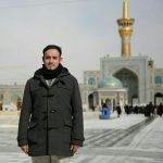 جوان مکزیکی در بارگاه منور رضوی به اسلام مشرف شد