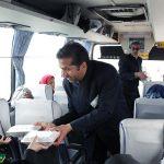 در ایام نوروز انجام می شود: توزیع بیش از ۱۰۰۰۰۰۰ پرس غذای متبرک رضوی در جادههای منتهی به مشهد مقدس