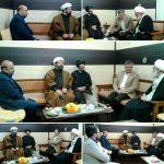 آیت الله مروارید در دیدار شهردار منطقه ثامن مشهد: خدمت رسانی به زائران و مجاوران محدوده حرم رضوی کاری ارزشمند است