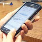 سنجش فشار خون با قاب موبایل!