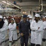رییس موسسه گوشت مشهد مطرح کرد؛ استفاده از ظرفیت همکاری اداره کل اتباع استان برای جلب مشارکت های خارجی