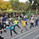 معاون سلامت و تربیت بدنی شهرداری مشهد خبر داد؛ کمک ۲ میلیارد تومانی به تیم فوتبال پدیده/ فضای ویژه ورزش بانوان در۱۰ بوستان آمادهسازی میشود