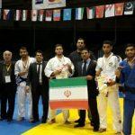 کسب ۲مدال رنگارنگ توسط جودوکاران جوان خراسان رضوی در رقابتهای قهرمانی آسیا