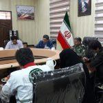 به میزبانی قرارگاه شمال شرق نزاجا؛ جلسه مدیریت بحران استان در مشهد برگزار شد