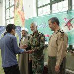 برگزاری مسابقات قرآن کریم در قرارگاه منطقه ای شمال شرق نزاجا