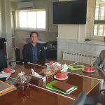 مدیرعامل سازمان همیاری در دیدار با شهردار لطف آباد: لزوم تلاش دوجانبه شهرداریها و سازمان همیاری در جهت کمک به مدیریت شهری استان