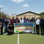 برگزاری مسابقات هفت سنگ مهارتی و تیروکمان سنتی ویژه اصحاب رسانه در مشهد