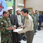 قرارگاه منطقه ای شمالشرق نیروی زمینی ارتش بهترین قاریان قرآن را در سطح نیروی زمینی ارتش دارد