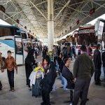 مدیر پایانه مسافربری امام رضا(ع) خبر داد: افزایش ۴ برابری تعداد زائران ورودی به مشهد از طریق این پایانه
