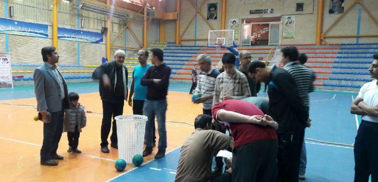 به همت بسیج اساتید خراسان رضوی برگزار گردید: اولین دوره مسابقات فرهنگی ورزشی خانواده های اساتید دانشگاه های مشهد