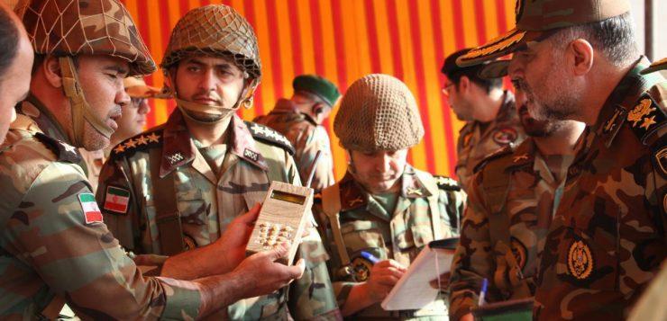 فرمانده نیروی زمینی ارتش؛ قدرت تهاجم و تحرک یگان های نیروی زمینی افزایش یافت/ تحرک و چابکی خصوصیت بارز نیروی زمینی ارتش است