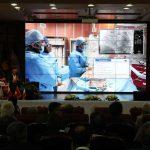 با حضور تولیت آستان قدس رضوی؛ دومین کنگره بینالمللی پزشکان قلب ایران و اروپا در بیمارستان رضوی آغاز به کار کرد