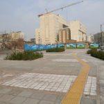 آغازعملیات اجرایی احداث و مناسب سازی پیاده روهای بلوار شارستان رضوی