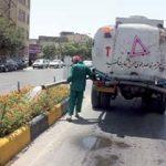 از ابتدای سال جاری تا کنون محقق شد؛ حذف آبیاری تانکری فضای سبز منطقه ۵ شهرداری مشهد