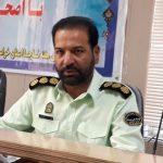 فرمانده انتظامی مشهدمقدس خبر داد؛ باند سارقان پیادهروهای مشهد دستگیر شدند