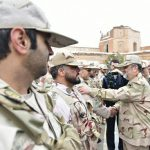 در دیدار فرمانده ناجا از مرزهای شمال شرق کشور مطرح شد؛ لزوم افزایش نیرو و ارتقاء تجهیزات الکترونیکی ، اپتیکی در حوزه مرزبانی
