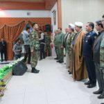 نیروهای برتر قرارگاه شمال شرق ارتش در جشنواره خوبان تقدیر شدند
