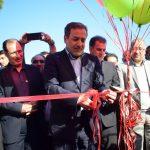 معاون سیاسی وزیر امور خارجه در آیین افتتاح مجموعه گردشگری باغ گیاهشناسی مشهد مطرح کرد؛ توسعه مجموعه های گردشگری کمک به اقتصاد کشور در شرایط تحریم است