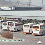 تردد در پایانههای مسافربری مشهد از مرز یکمیلیون نفر گذشت