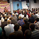 حجت الاسلام حسین مومنی در خیمه الانتظار مشهد مطرح کرد؛ ارتباط با امام زمان(عج) احسن الحال هست