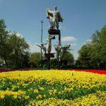 در بین مناطق ۱۳ گانه مشهد صورت گرفت؛ کسب رتبه دوم برای فضای سبز منطقه ۲ درطرح خانه بهار ۱۳۹۸