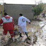 ۹۵۵ سیل زده خراسان رضوی کمکهای امدادی دریافت کردند