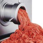 ۳۳۰۰ کیلوگرم گوشت از پیش چرخ شده غیربهداشتی در مشهد معدوم شد