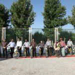 به همت شهرداری منطقه ۱؛ مسیر دوچرخه بولوار ملک آباد مشهد به بهره برداری رسید