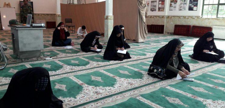 به میزبانی قرارگاه شمال شرق نزاجا؛ مسابقات قرآن کریم خانواده هایکارکنان در مشهد مقدس برگزار شد