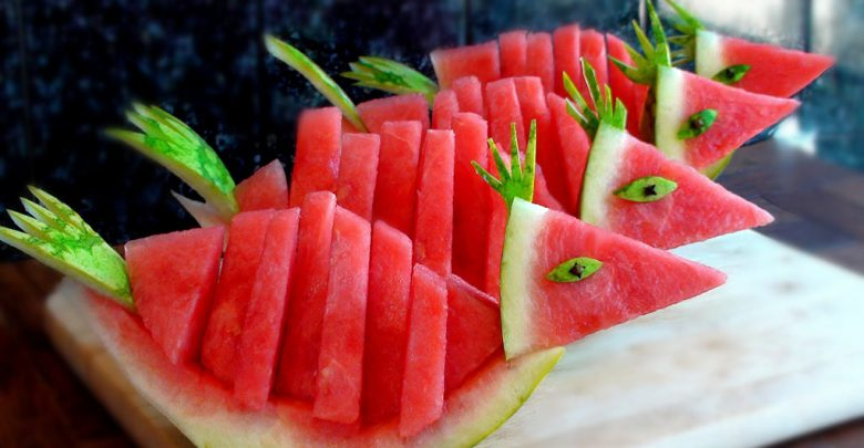 فال هندوانه